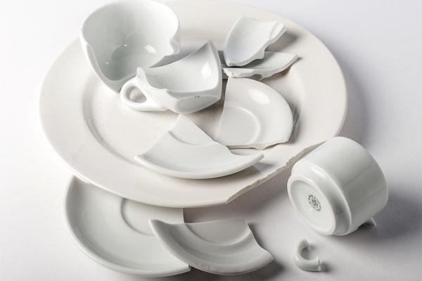 Ceramica rotta